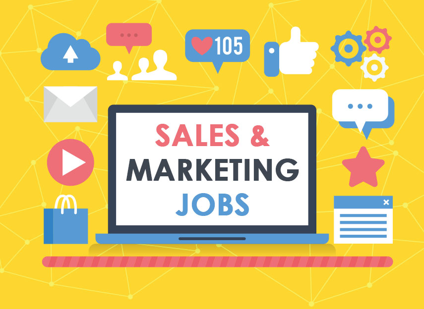 sales and marketing job orbosys
